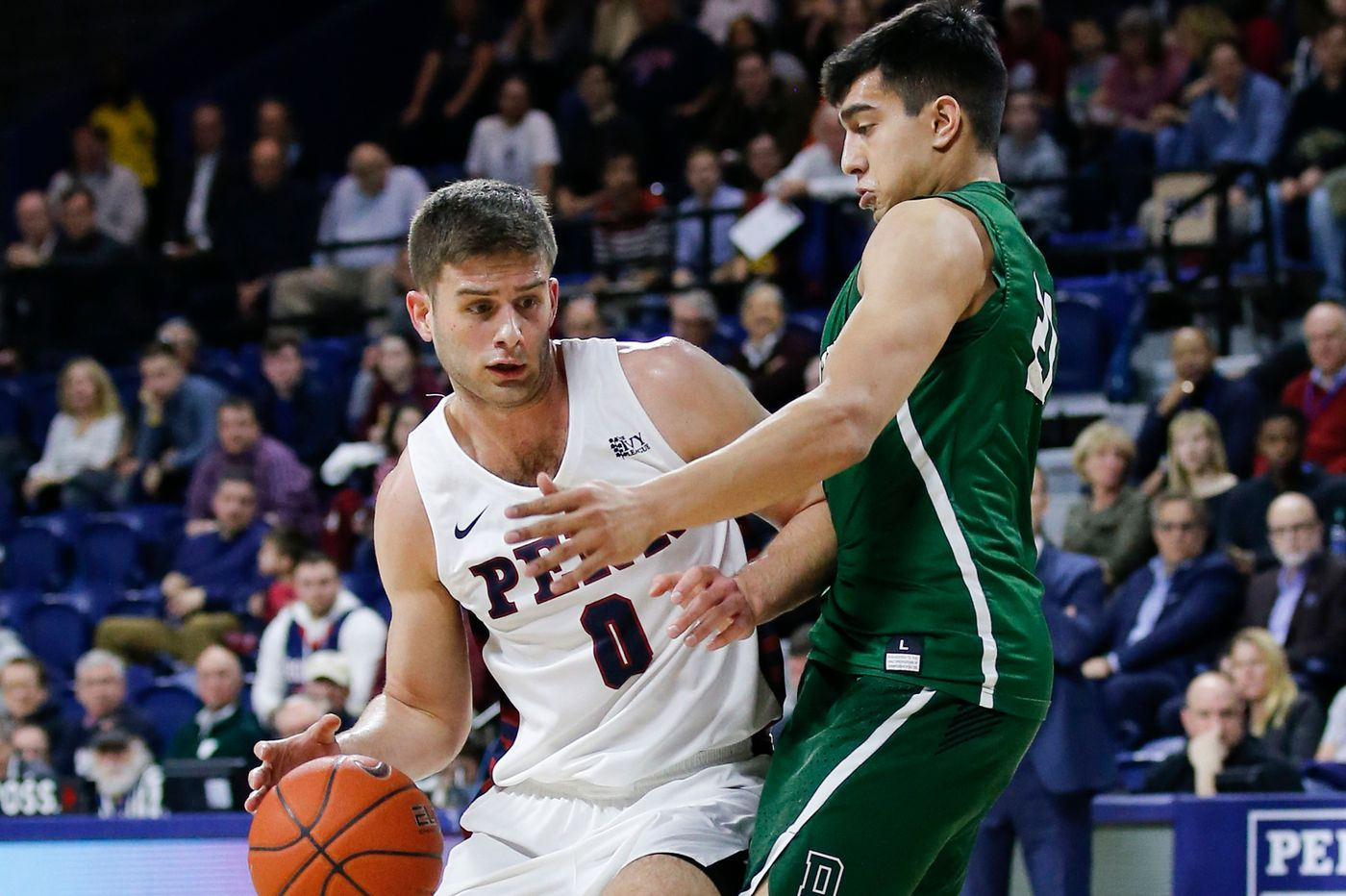 With four games left, Penn fighting for an Ivy League tournament berth