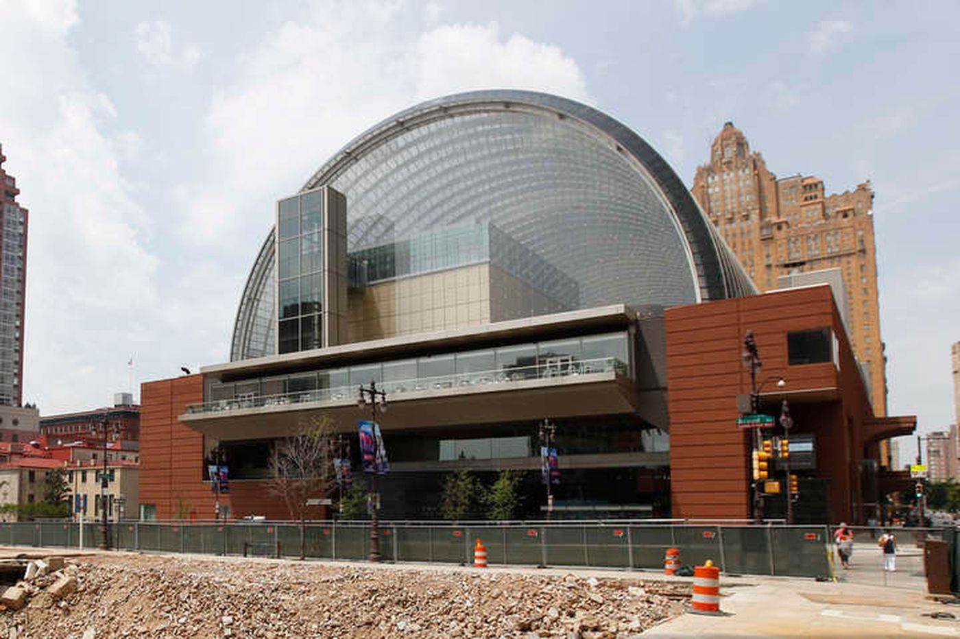Kimmel Center, seeing no earned revenue, cuts most of its staff