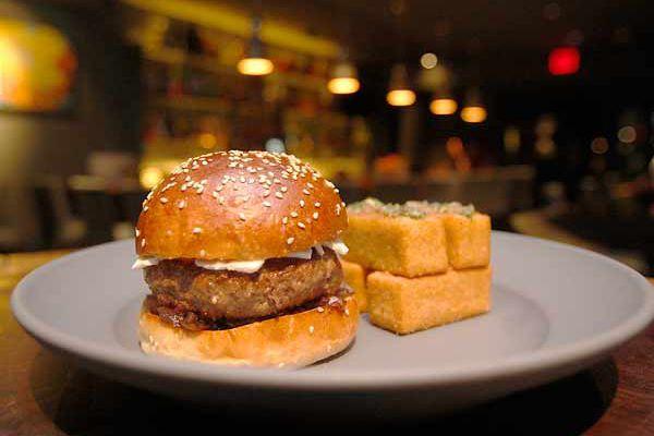 Good Taste: Burger from Avance