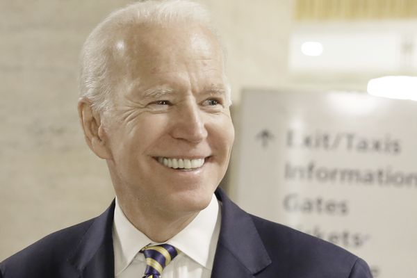 He came to Philly to meet with rich donors. Will Joe Biden still be Middle Class Joe?