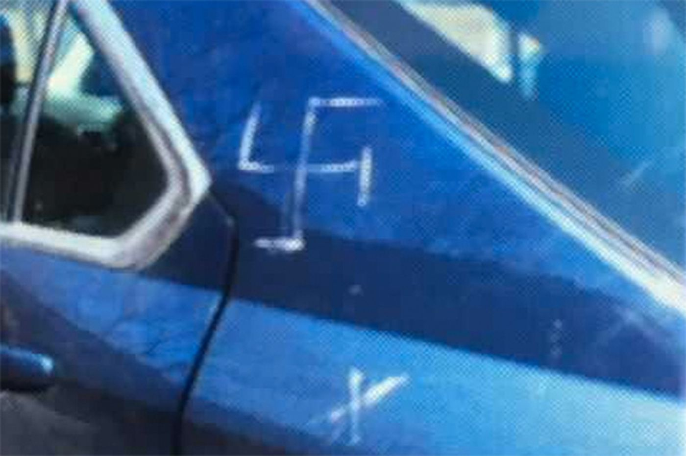 Swastika among reports of vandalism in Warminster