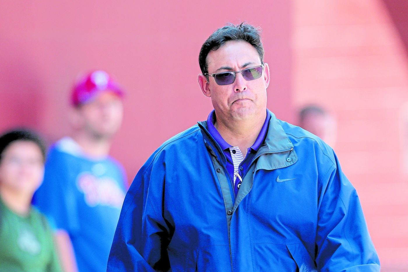 Phillies general manager search crawls while former GM Ruben Amaro Jr. interviews with Angels