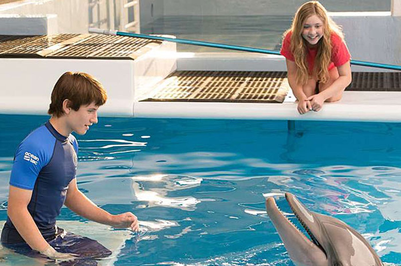 'Dolphin Tale 2,' a sweetly told sequel