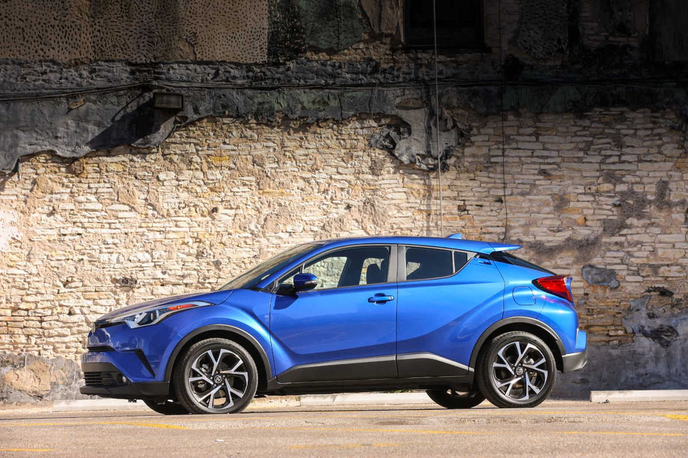 Toyota C-HR is a fun but quirky head-turner