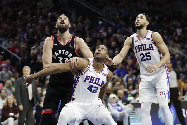 True road test awaits Sixers in Toronto