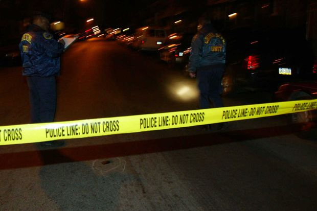 Man sitting in car in Philly shot to death, police say