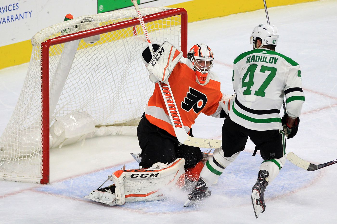 Flyers start Western Canada swing looking to repeat run from last year (good luck with that)