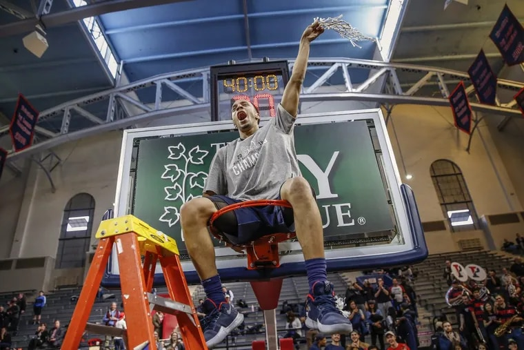 Penn's Palestra has hosted the Ivy League basketball tournaments for the last two years.