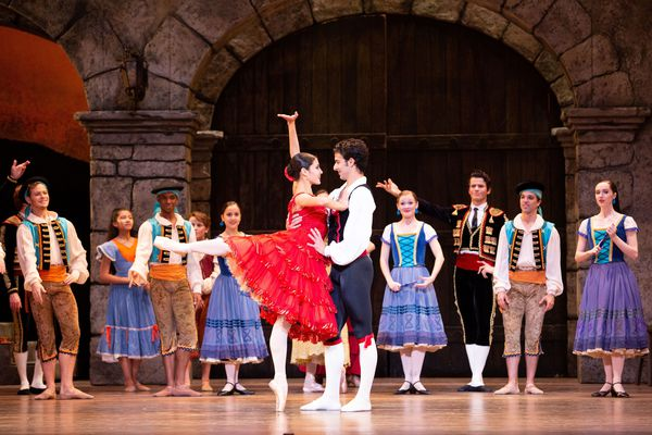 Pennsylvania Ballet's 'Don Quixote,' a comic delight that bears repeating