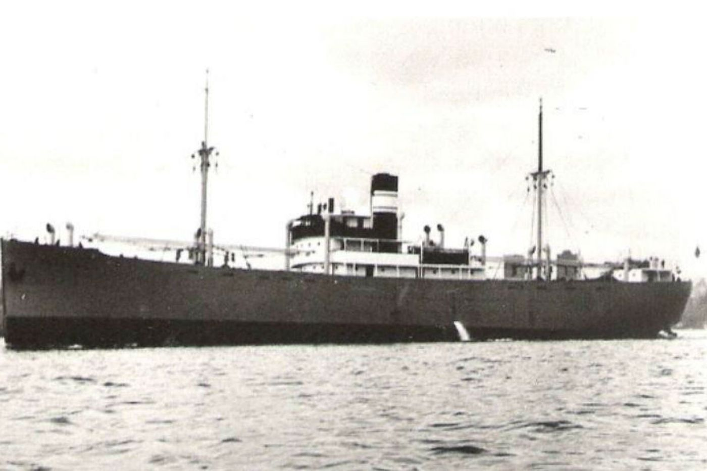 Merchant ship sunk by Nazi U-boat off Cape May reveals secret that is changing an episode in WWII history book