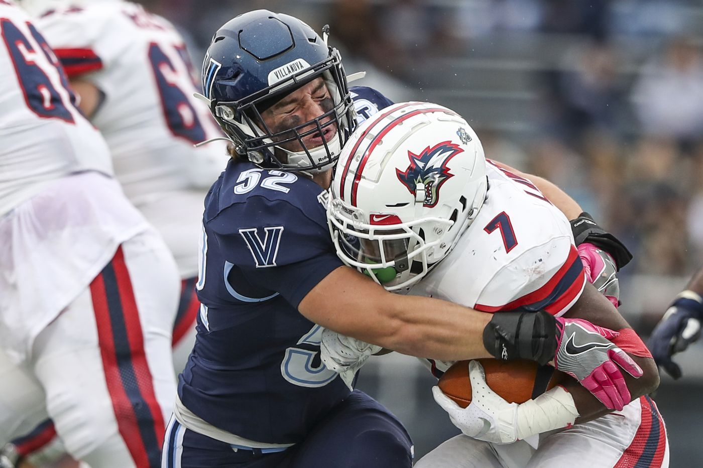 Villanova dominates Richmond in fourth quarter to snap three-game losing streak