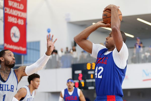 Can Al Horford replace JJ Redick for the Sixers? It's not as crazy as it sounds. | David Murphy