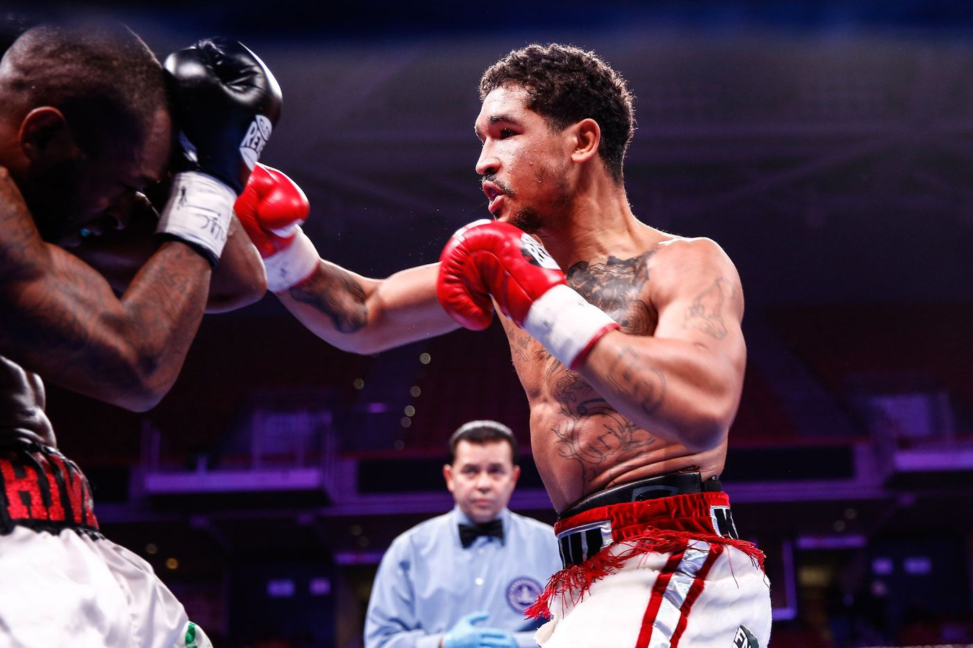 Philly boxing prospect Paul Kroll's time is now