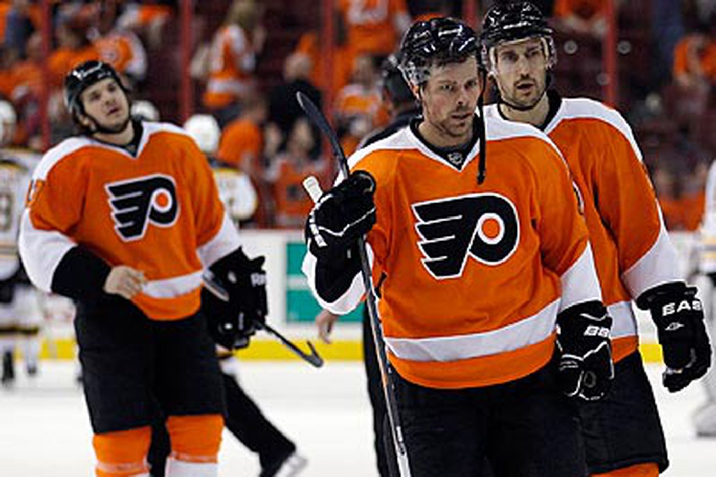 One ugly Flyers loss