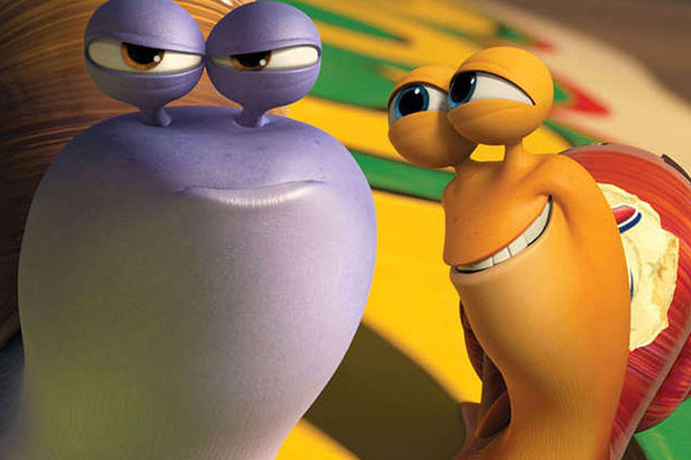 'Turbo': Fast, colorful, so-so kids' stuff