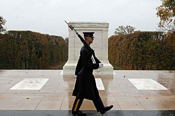 Pa. bill would extend honor to Tomb Guard