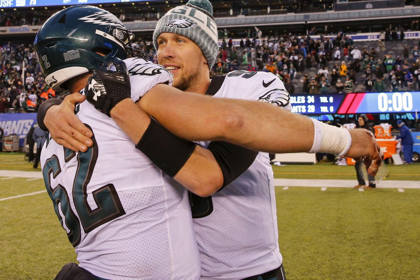 Eagles could use a long winter's nap, but Christmas business with Raiders awaits
