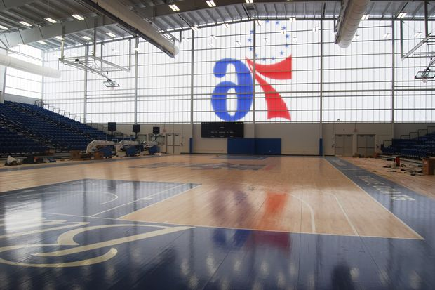 New 76ers Fieldhouse set to open on Wednesday: Photos