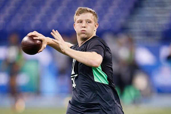 Is new Eagles quarterback a player or just a playbook spy? | Bob Ford