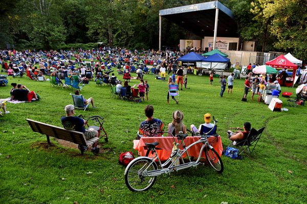Everything changes — except for the Pennypack Park Music Festival