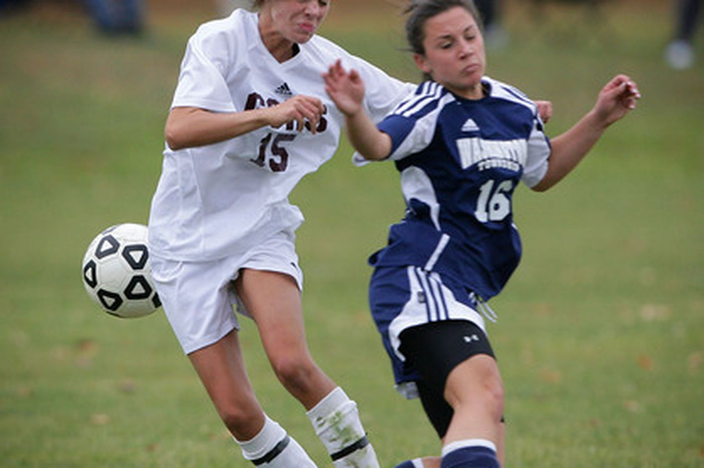 Four Lenape players on soccer first team