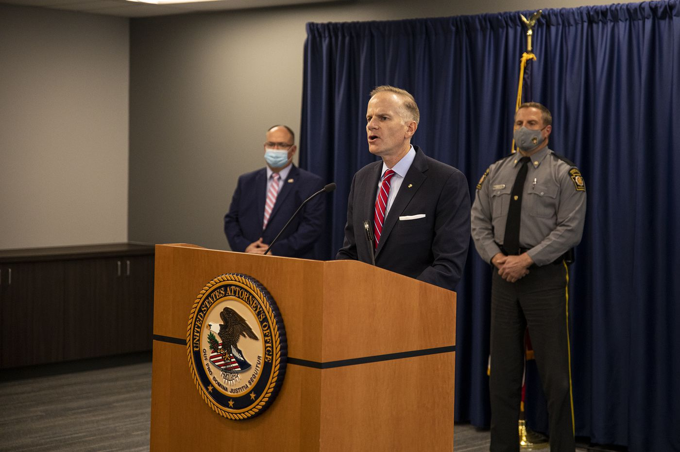 Federal prosecutors charge 15 alleged Philly mobsters with racketeering, drug dealing and extortion