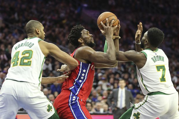 Joel Embiid can't get Al Horford and the Celtics off his mind | Marcus Hayes