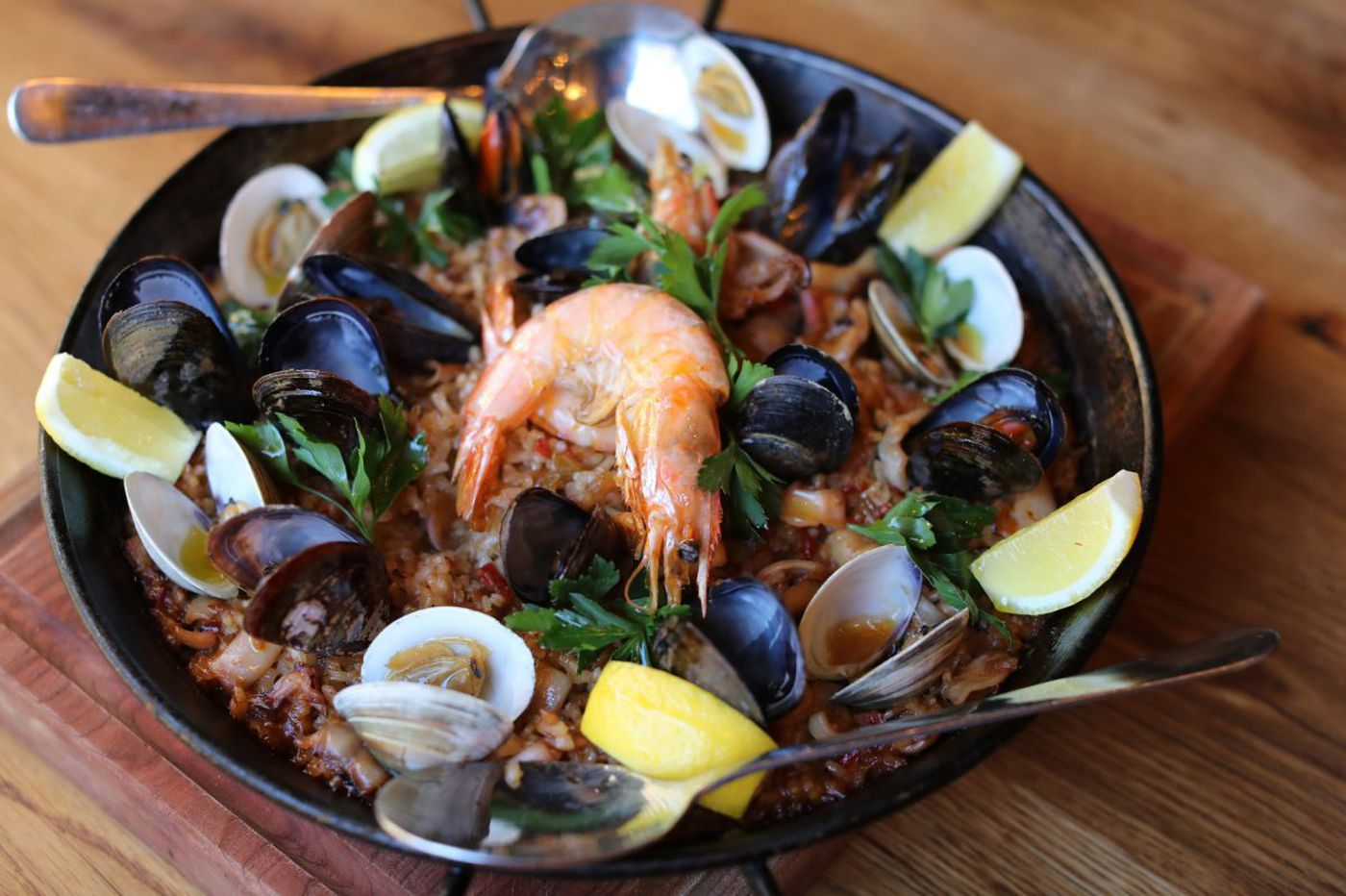 Stylish Spanish chain Barcelona brings tapas, wine, buzz and angst to indie-minded East Passyunk
