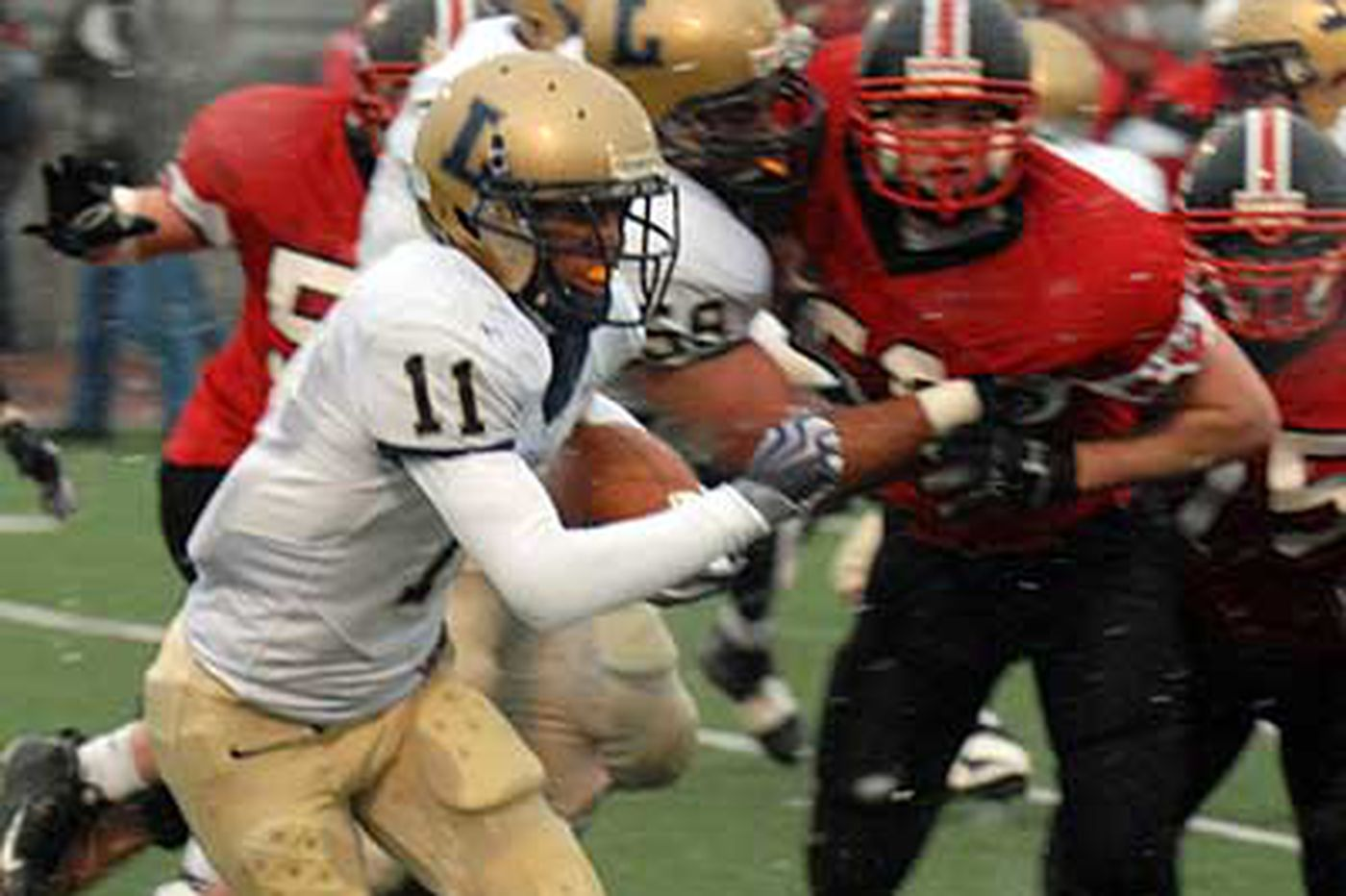 Can La Salle beat State College in the state championship game?