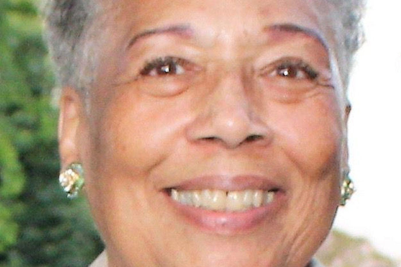 Andrea Brown, social worker, former director at Philadelphia Education Fund, dies at 76
