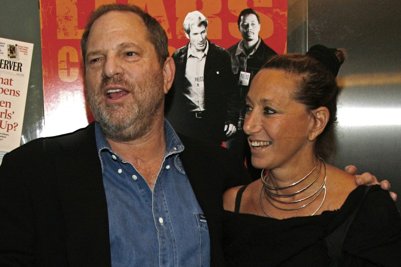 Why Harvey Weinstein's sexual-harassment drama is making us give fashion icon Donna Karan the side-eye