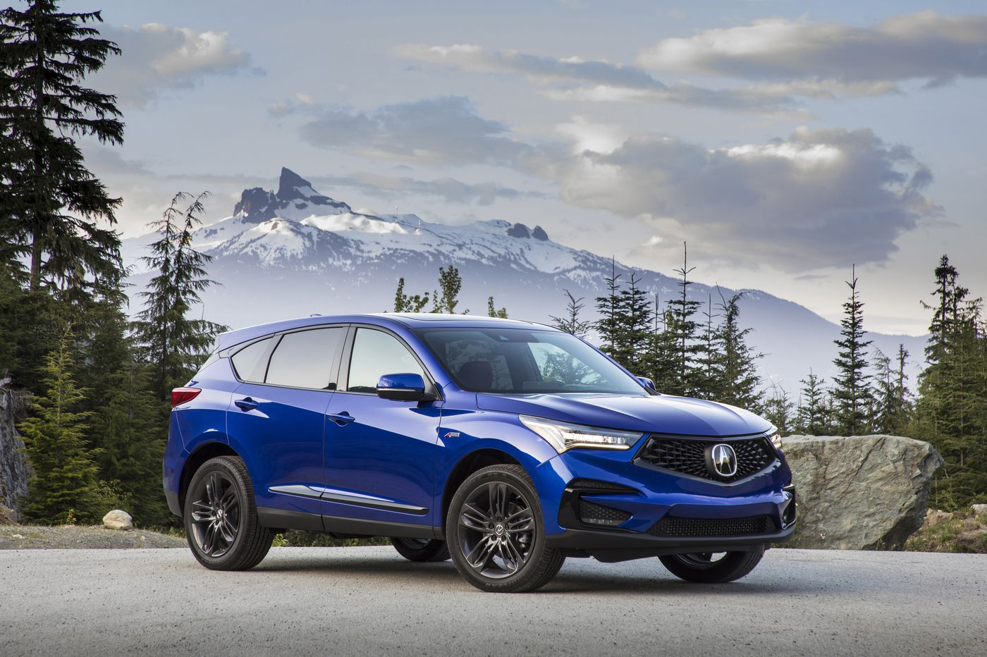 2019 Acura RDX: Smooth and fun, with a touch of annoyance