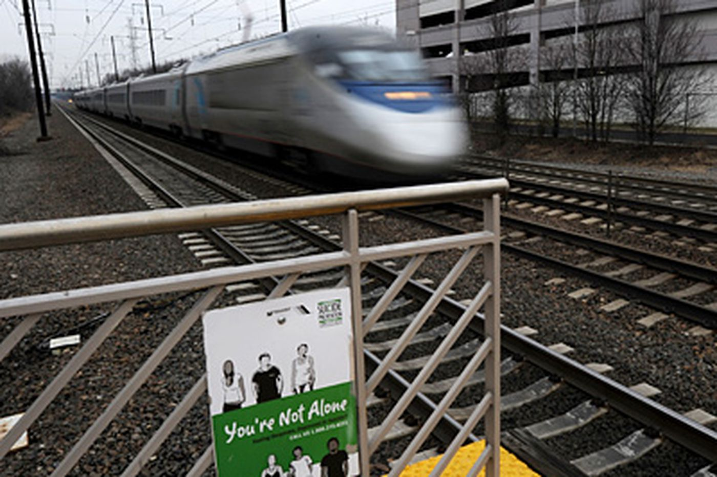 How to stop the region's growing number of railroad fatalities?