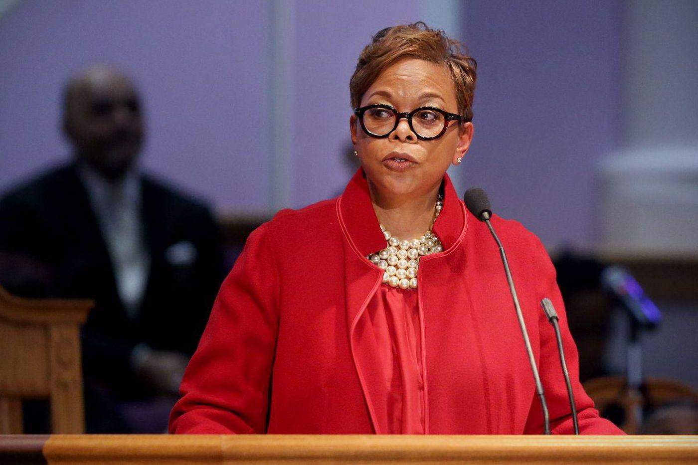 Former Camden Mayor Redd gets lucrative university board post