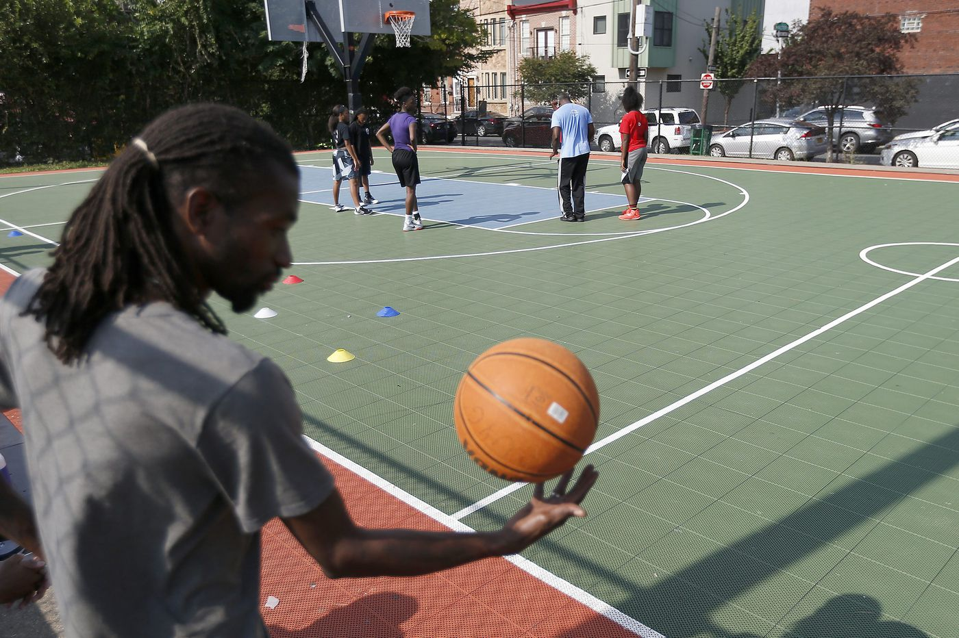 Too few Philly kids get to play sports. A new initiative hopes to change that