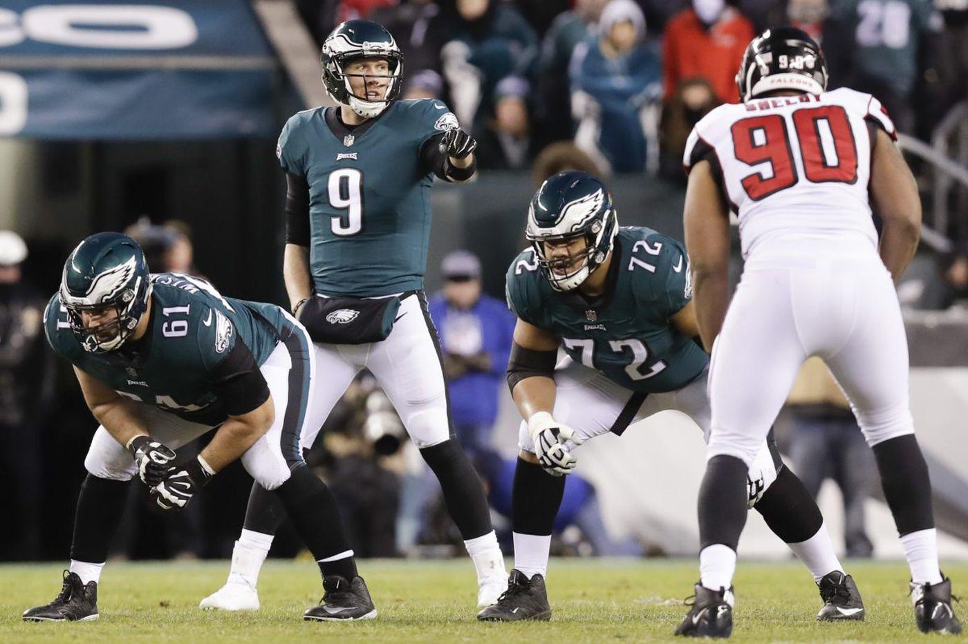 Eagles-Vikings: Key pregame statistics to know | Paul Domowitch
