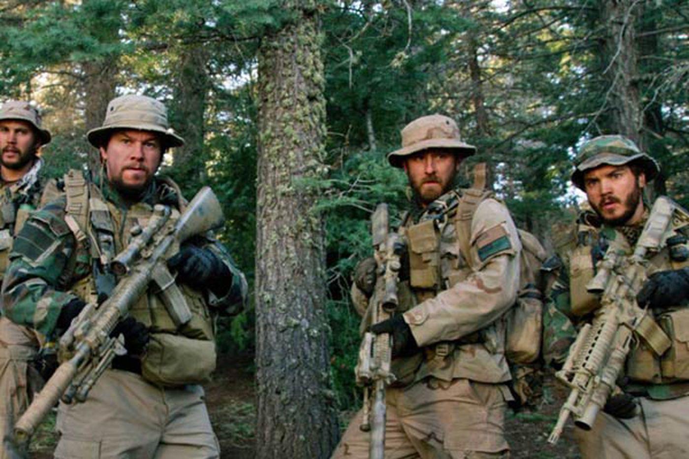 'Lone Survivor': Invincible men who bleed and break