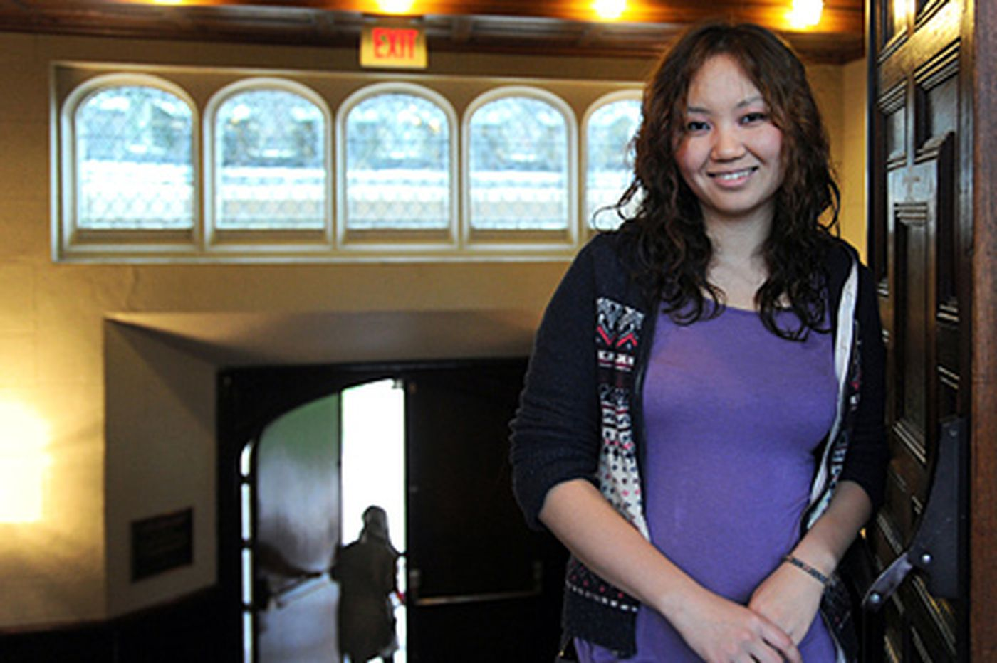 Undocumented Bryn Mawr student turns to activism