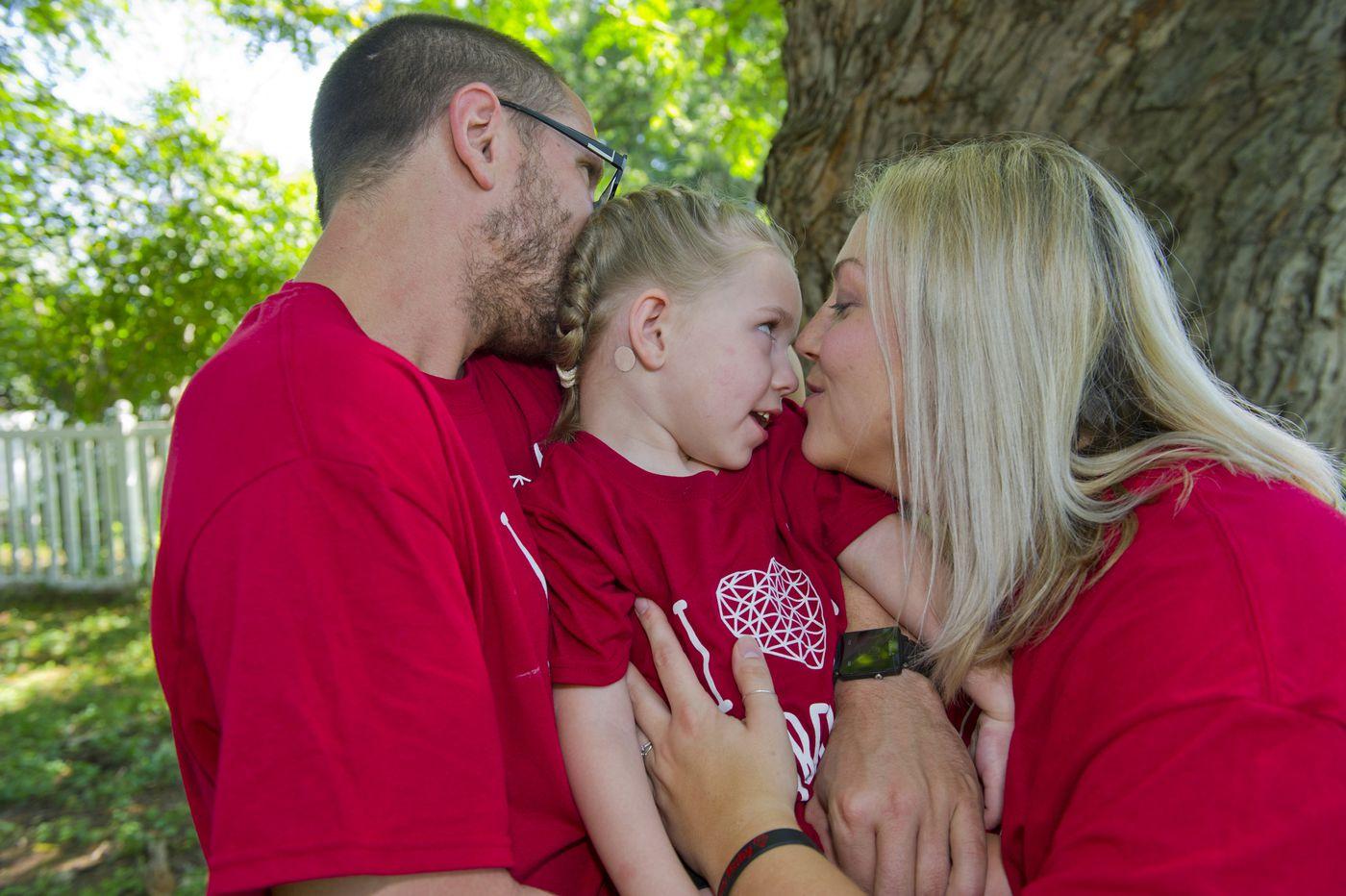 Mom's heartbreaking request: Help our sick kids save future children | Ronnie Polaneczky
