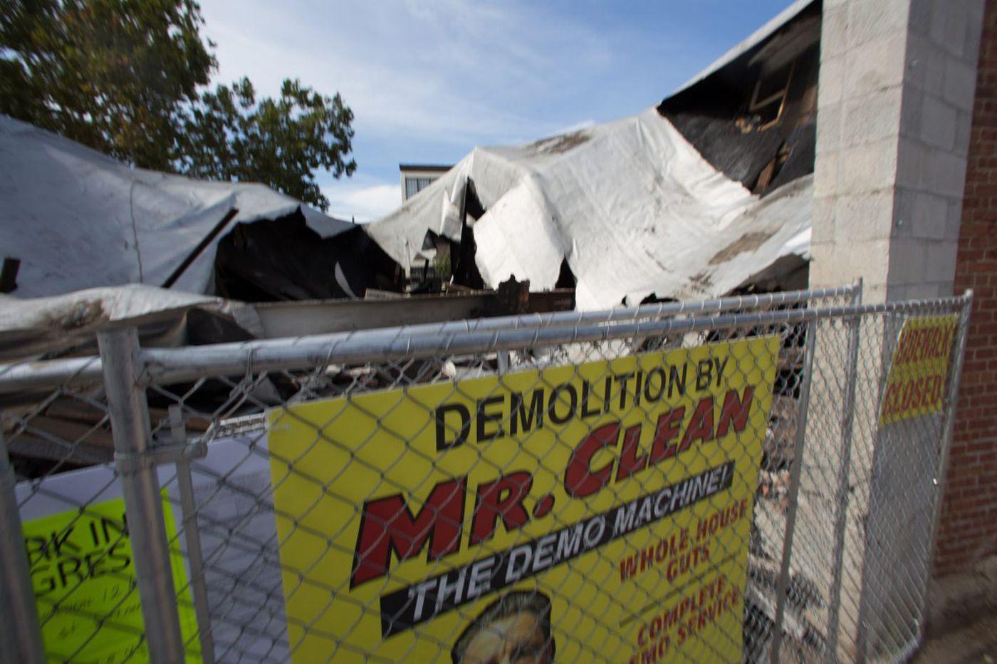 Fishtown residents, city halt smelter demolition until safeguards in place