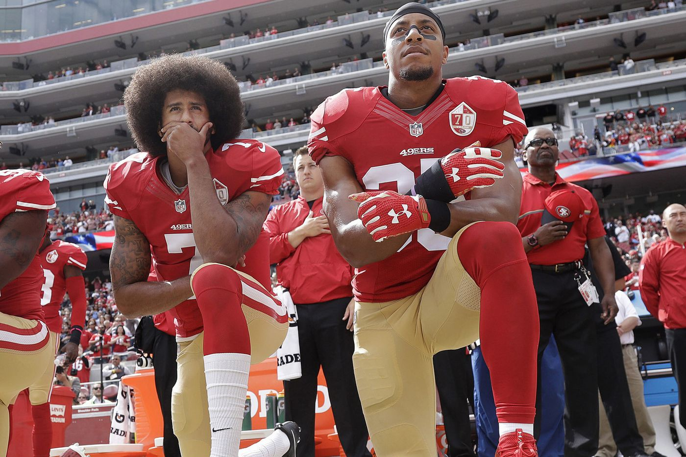 On Colin Kaepernick, burning Nikes, and the nature of the debate | David Murphy