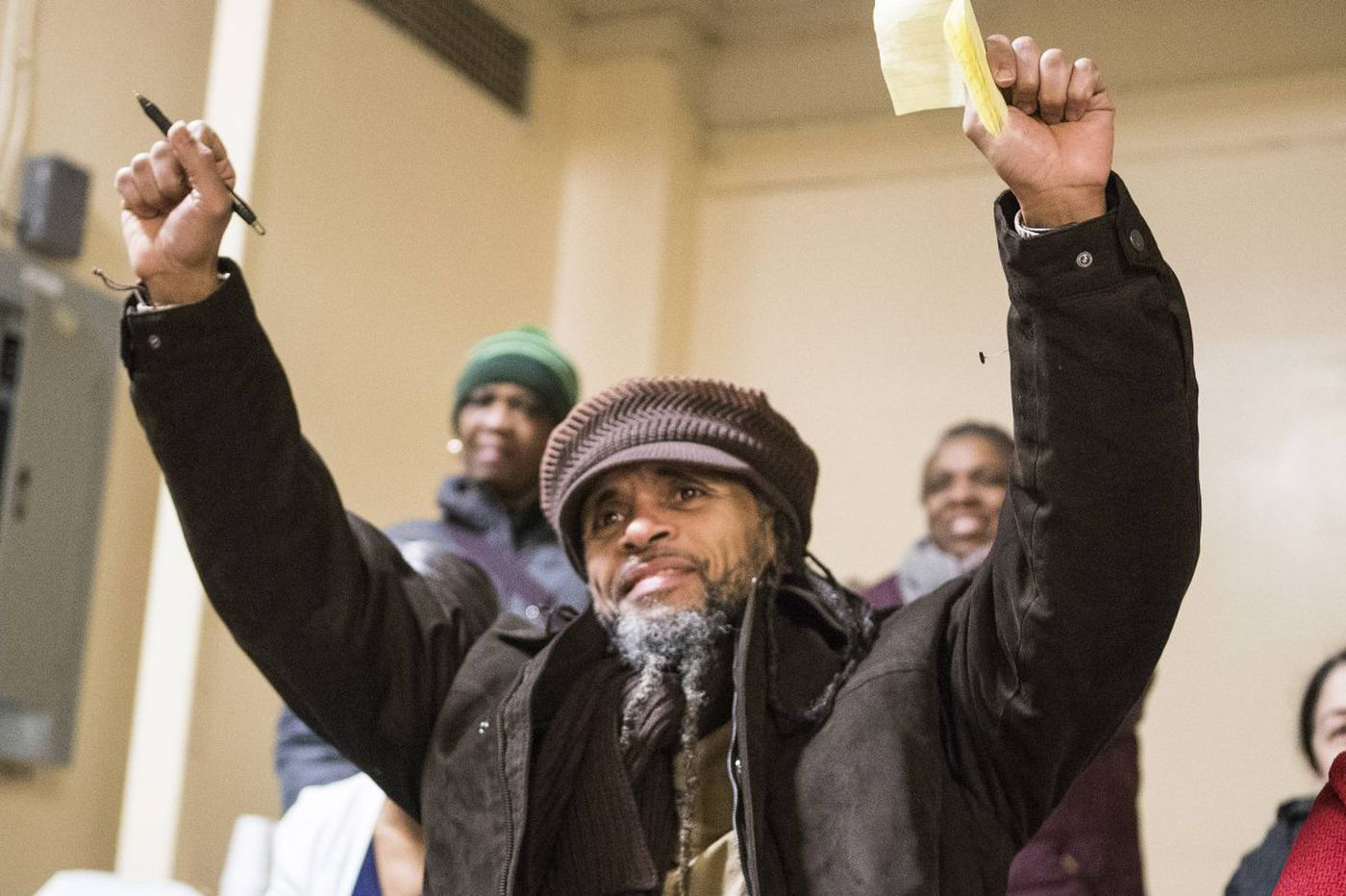 """""""Yes."""" Juvenile lifer Kempis Songster released from prison after 30 years"""