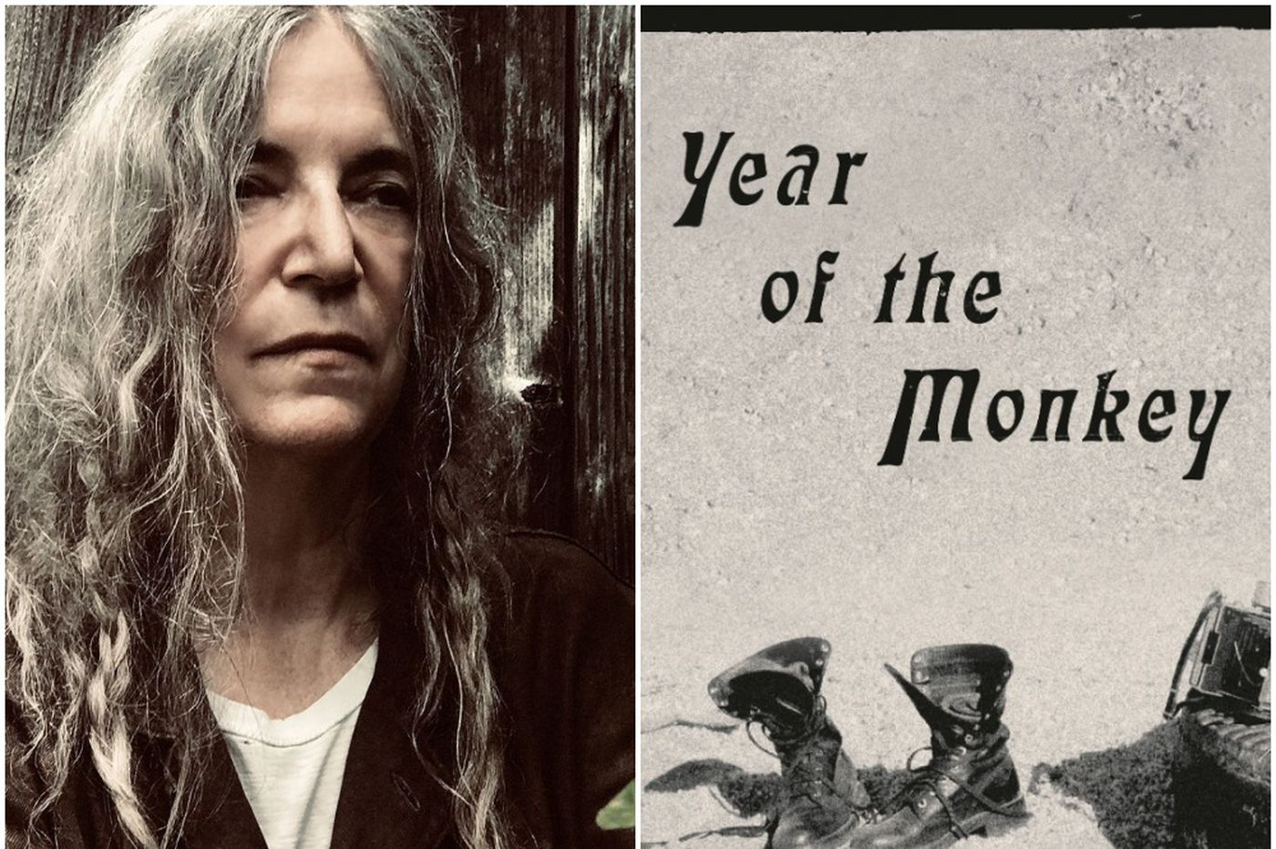 The fall book tour circuit brings Patti Smith, Debbie Harry, Bill Bryson, Booker T. Jones to Philadelphia. Jon Dorenbos gives an author talk, too.