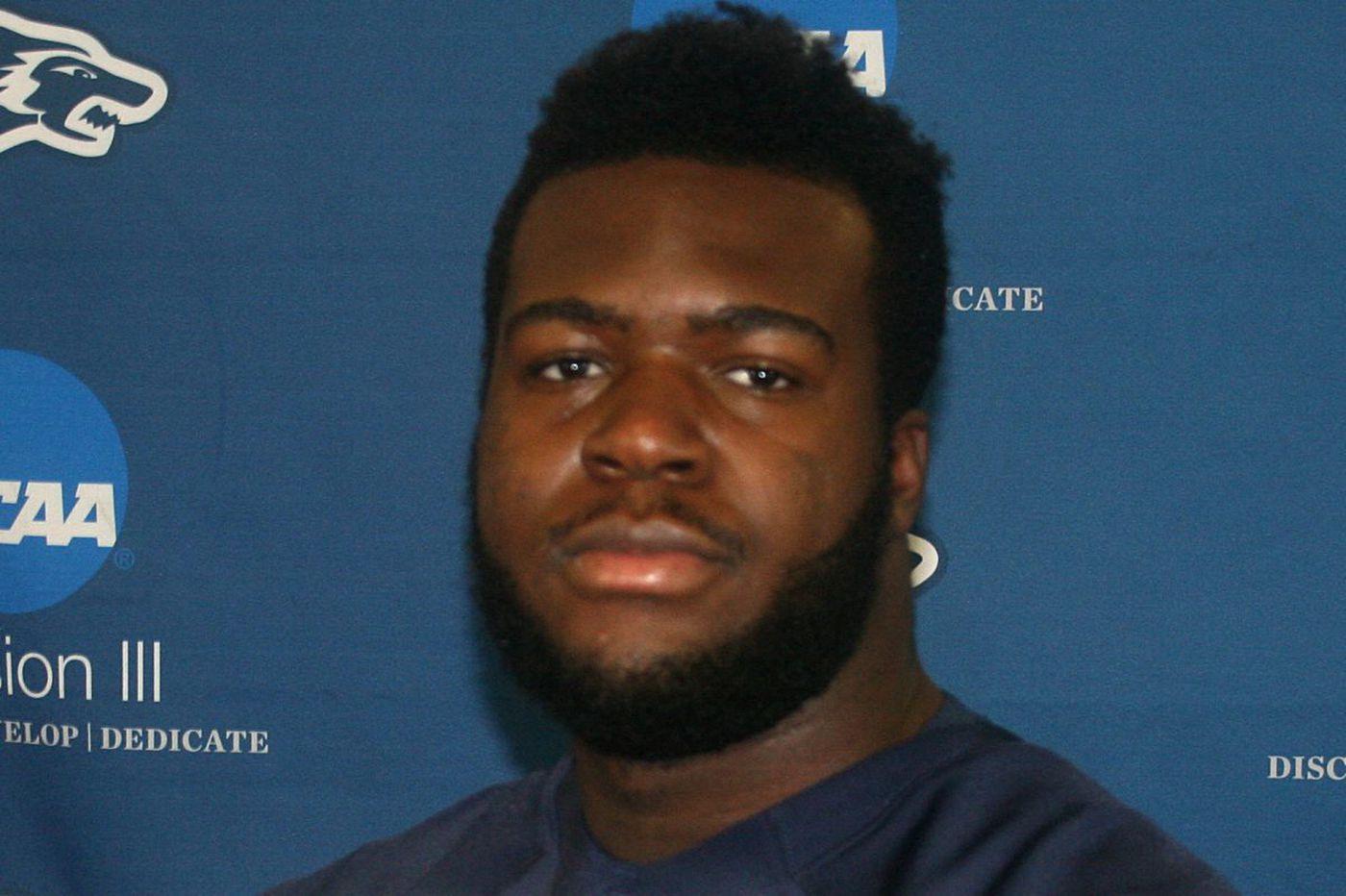 huge discount 48733 aa251 Cinnaminson graduate Matt Gono is unlikely NFL draft prospect