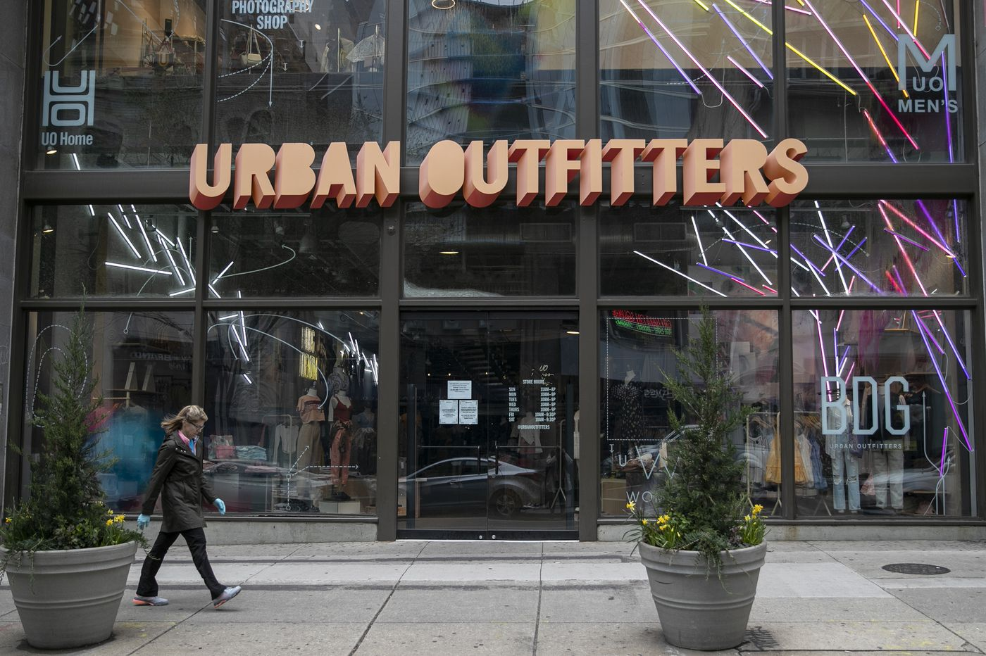 Urban Outfitters shakes up executive ranks heading into the crucial holiday shopping season