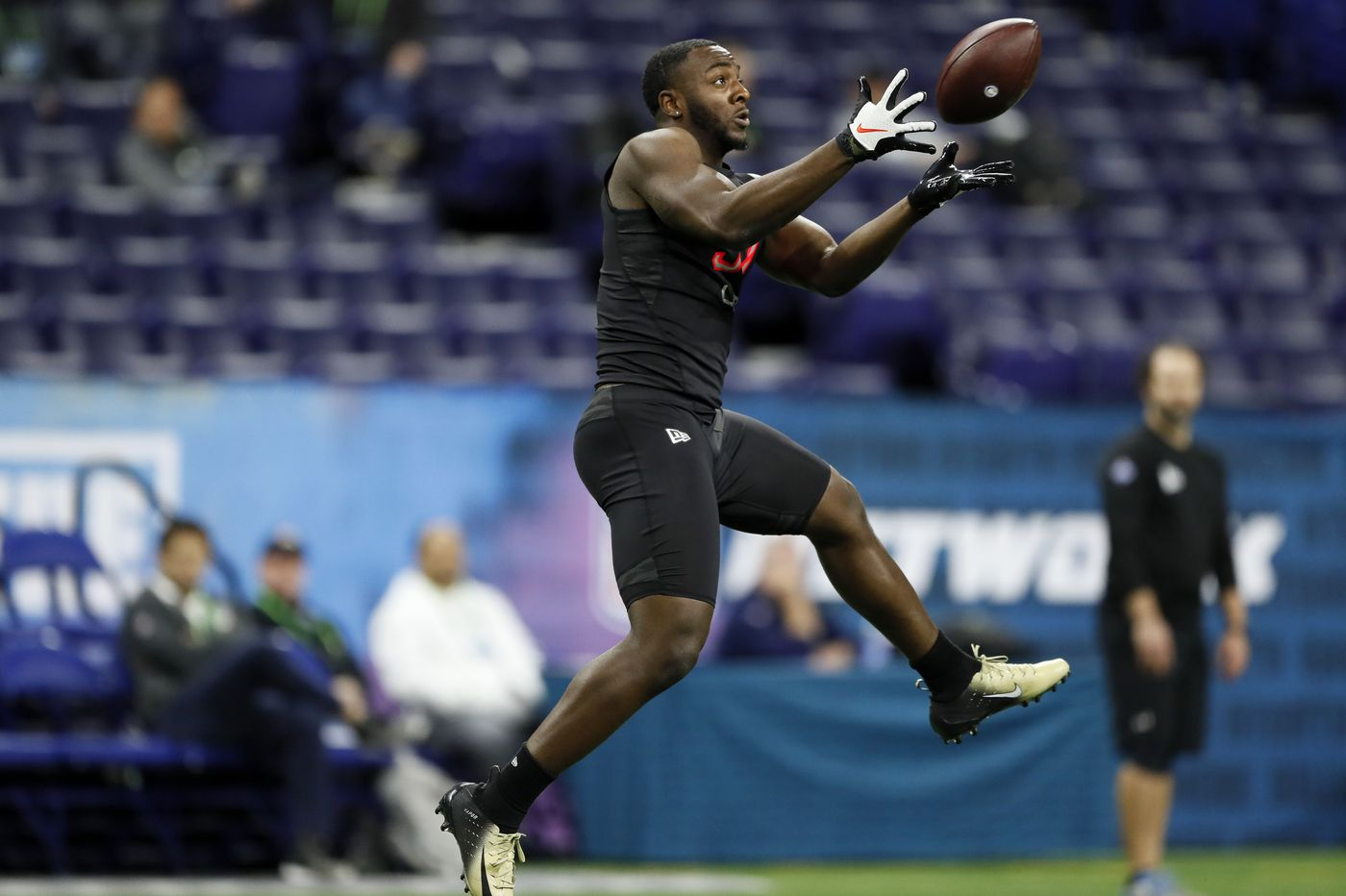 Davion Taylor is an athletic Eagles rookie LB who needs work in the defense, but it's a tough year for that