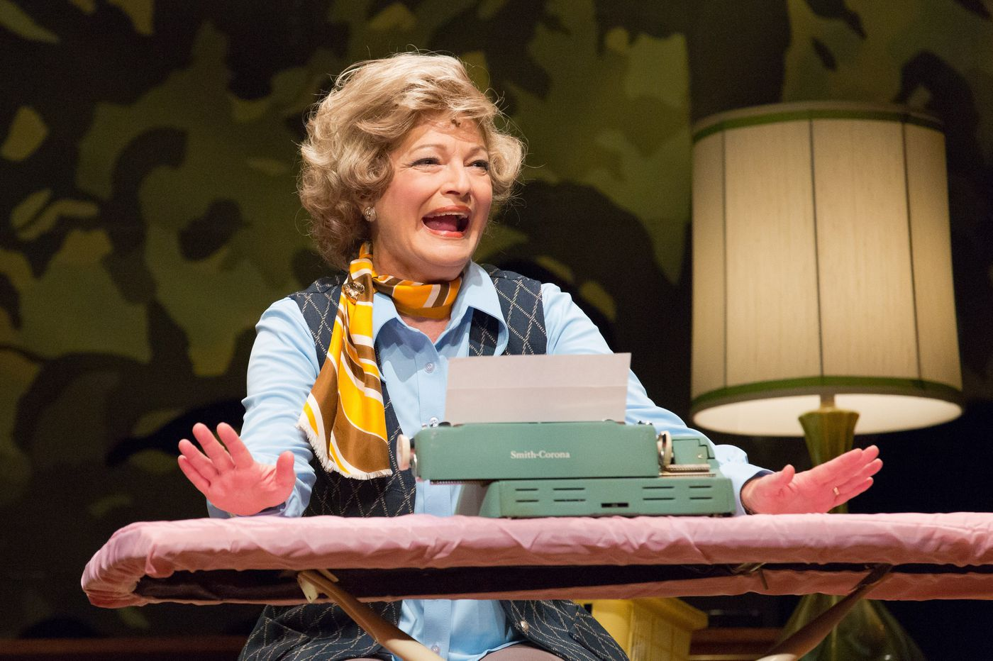 'Erma Bombeck: At Wit's End' at Bristol Riverside: A woman who wielded the power of laughter