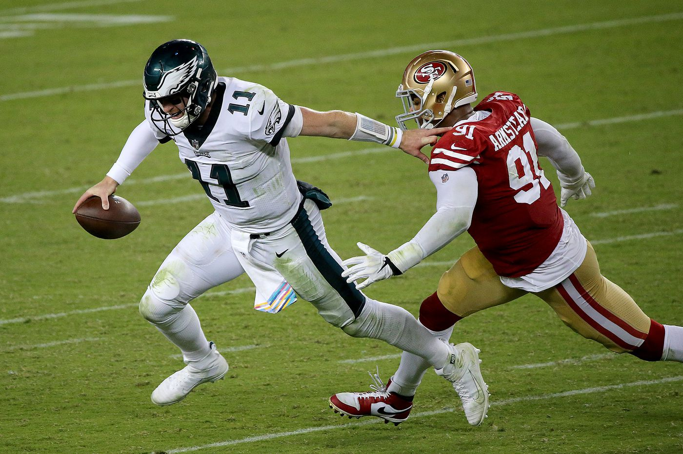 Eagles' balanced attack was key to the win over the 49ers | Early Birds