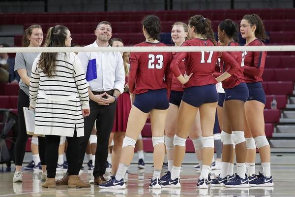 Penn's women's volleyball season canceled over 'vulgar, offensive' signs in locker room