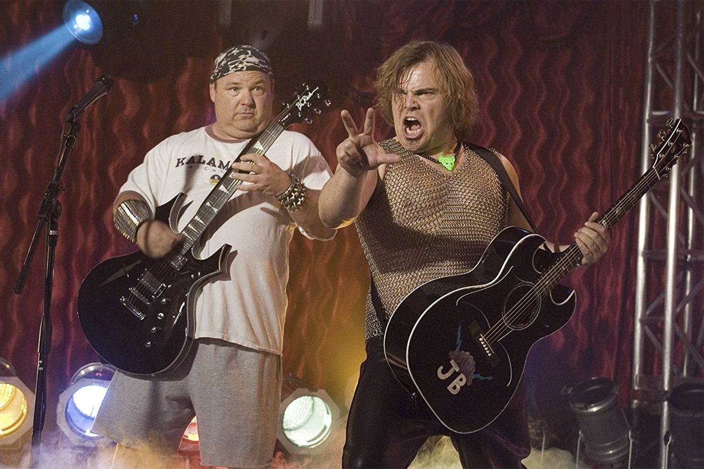 Jack Black's Tenacious D coming to Philly's Fillmore this fall